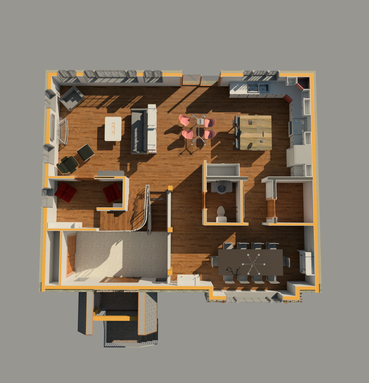 Rendering Plan View Autodesk Online Gallery
