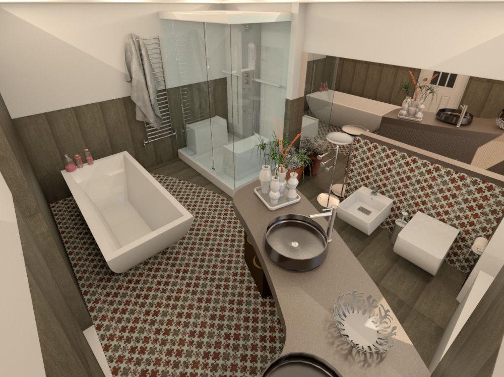 Progetto bagno autodesk online gallery - Progetto bagno online ...