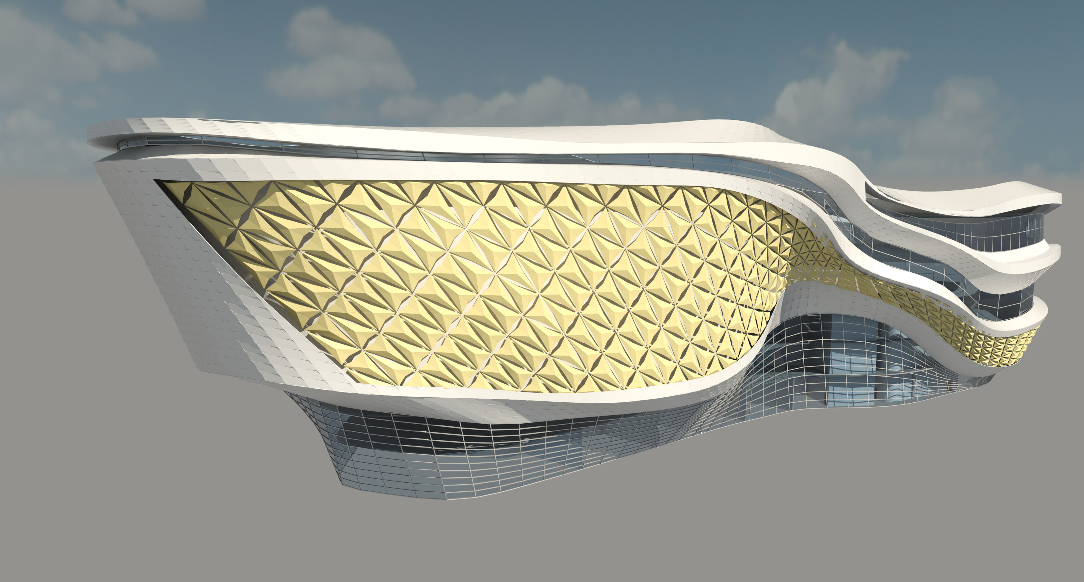 Parametric Architecture|Autodesk Online Gallery