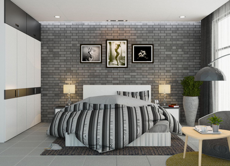 Bedroom revit 2015 autodesk online gallery for Rendering online free