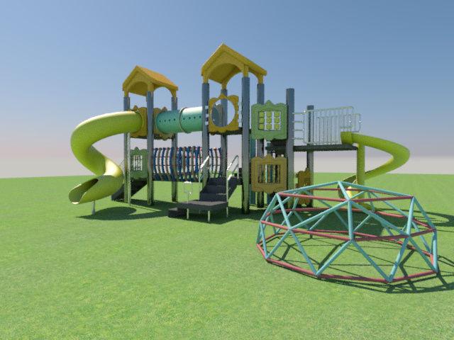 Playground Autodesk Online Gallery