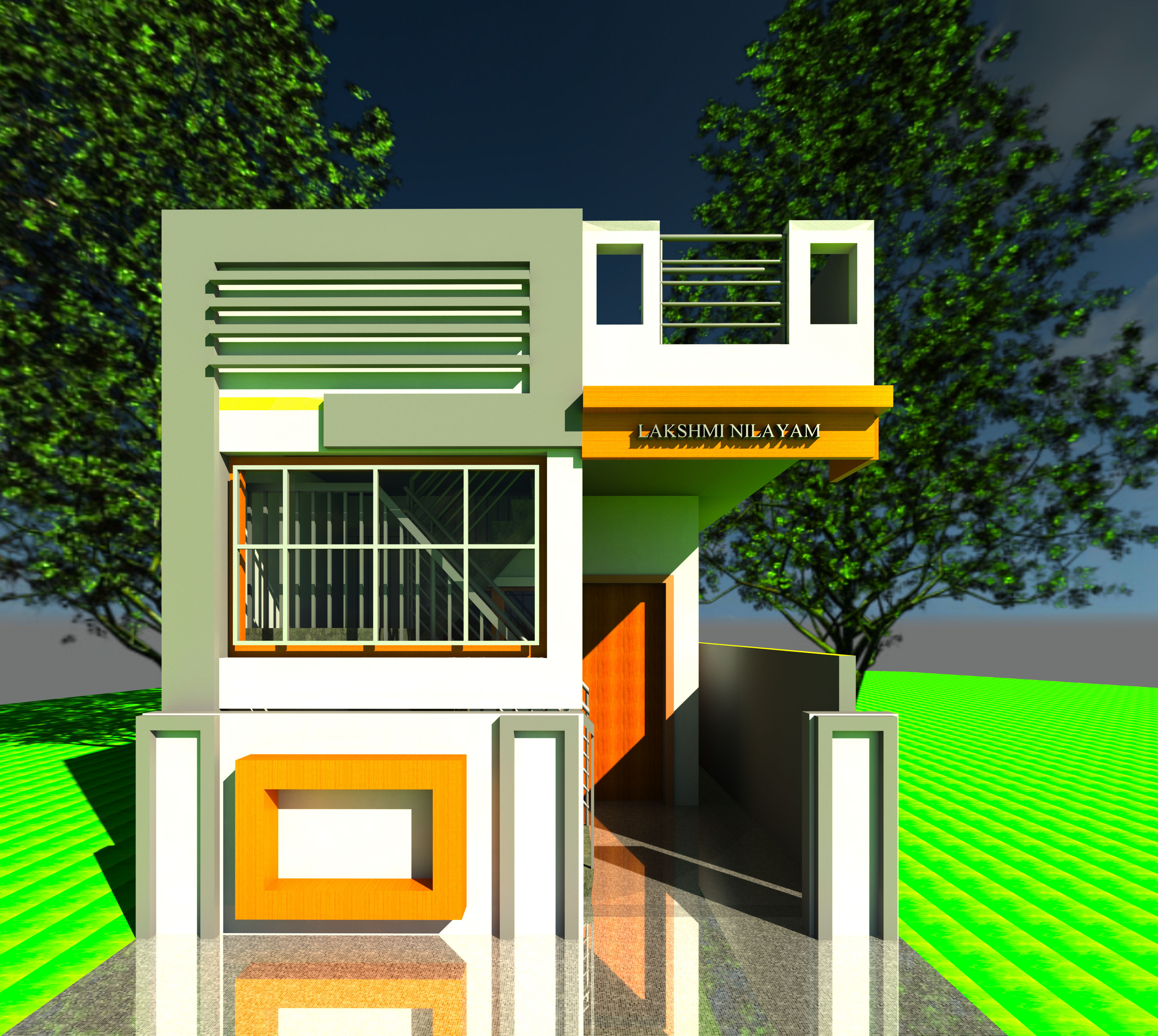 mini house elevation autodesk online gallery