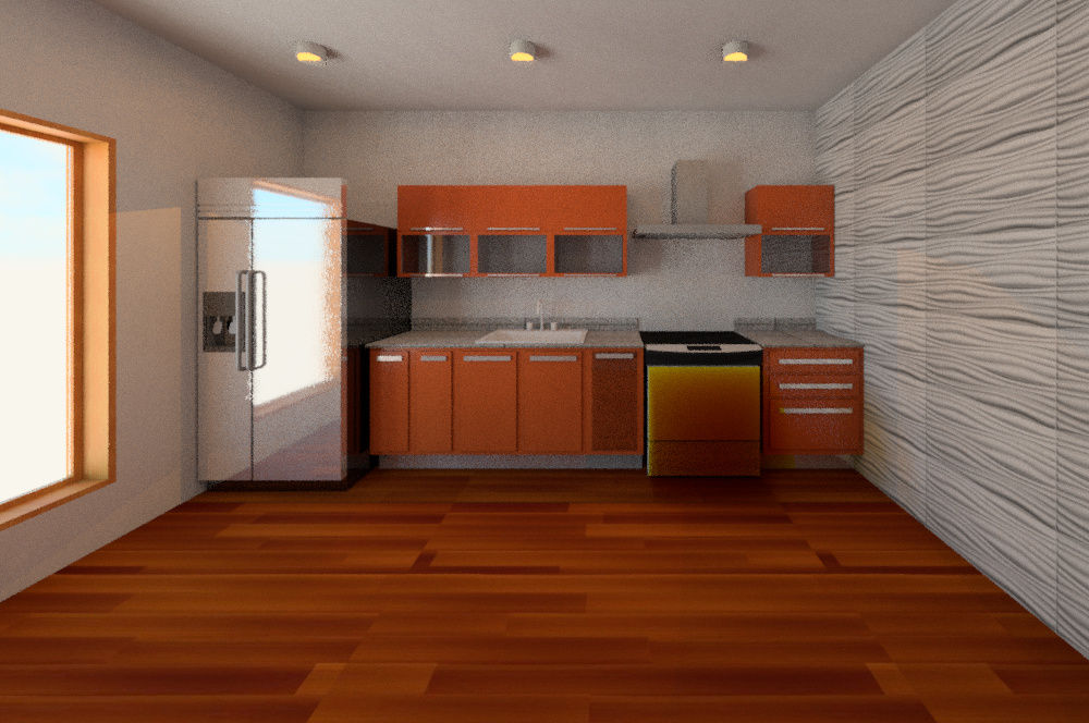Diseño de cocina|Autodesk Online Gallery