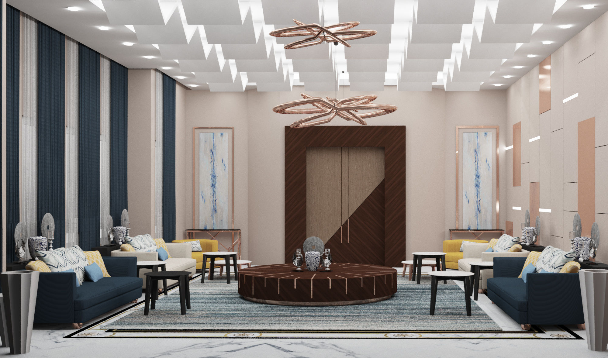 Lounge Design Autodesk Online Gallery