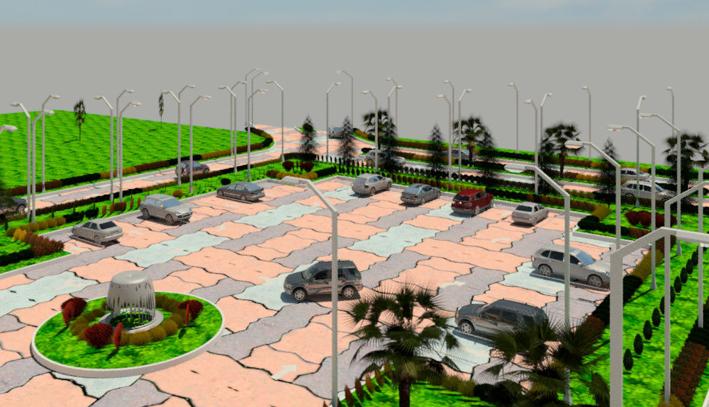 Landscape Design Autodesk Online Gallery