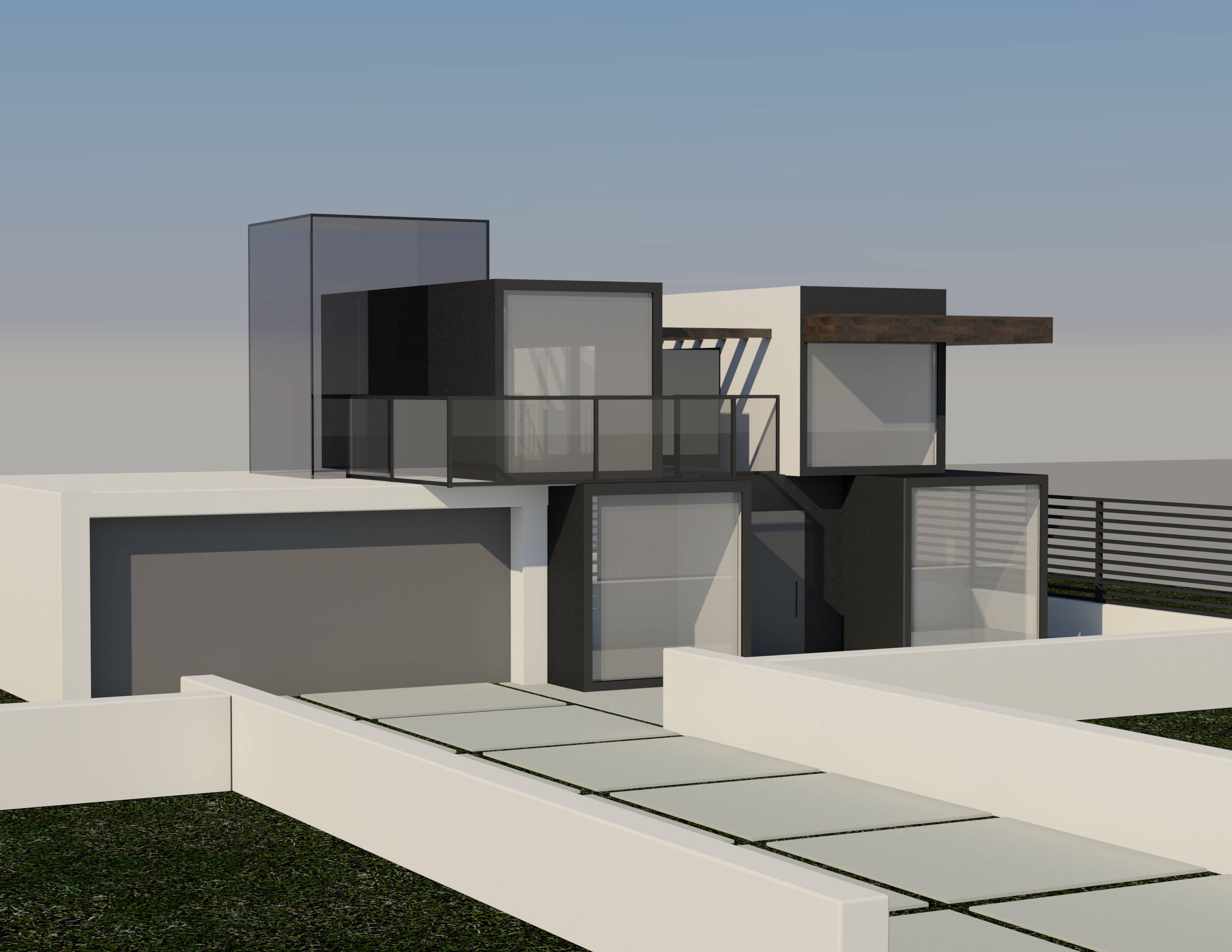 Shipping Container House Autodesk Online Gallery