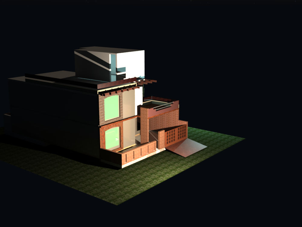 tariq 2 ongoing project |Autodesk Online Gallery