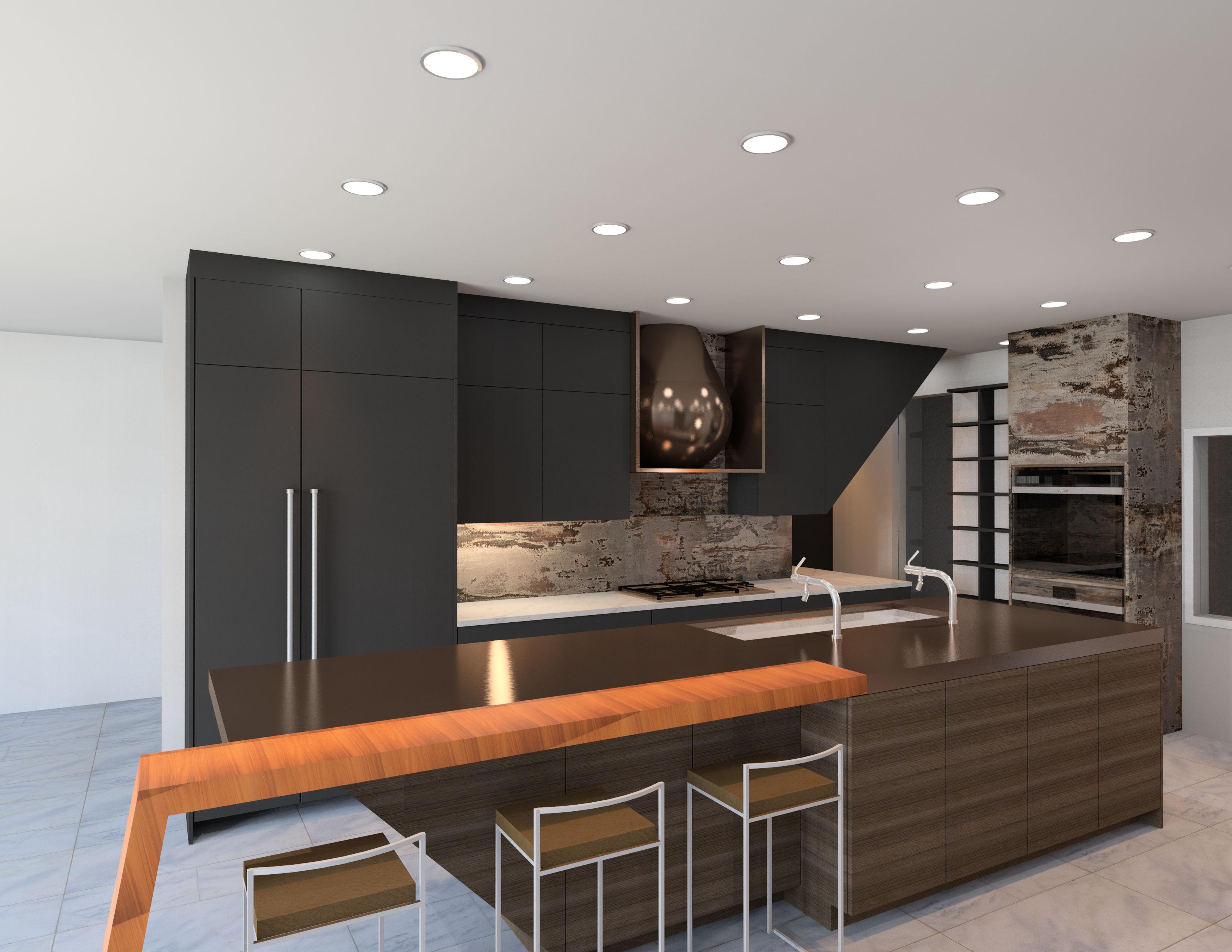 Poggenpohl Kitchen Teak Lava Autodesk Online Gallery