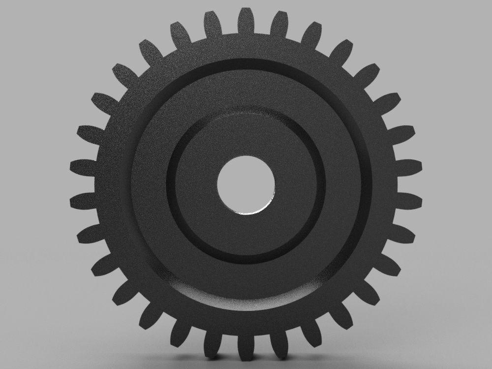 SPUR GEAR|Autodesk Online Gallery