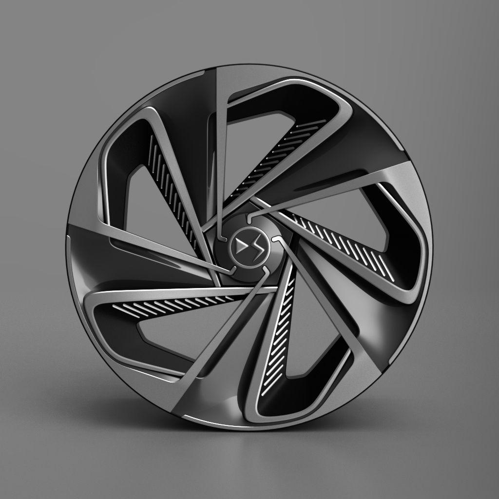 citroen numero 9 concept rim autodesk online gallery. Black Bedroom Furniture Sets. Home Design Ideas