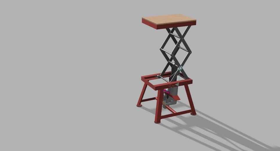 Pleasing Motorcycle Scissor Lift Education Autodesk Online Gallery Short Links Chair Design For Home Short Linksinfo