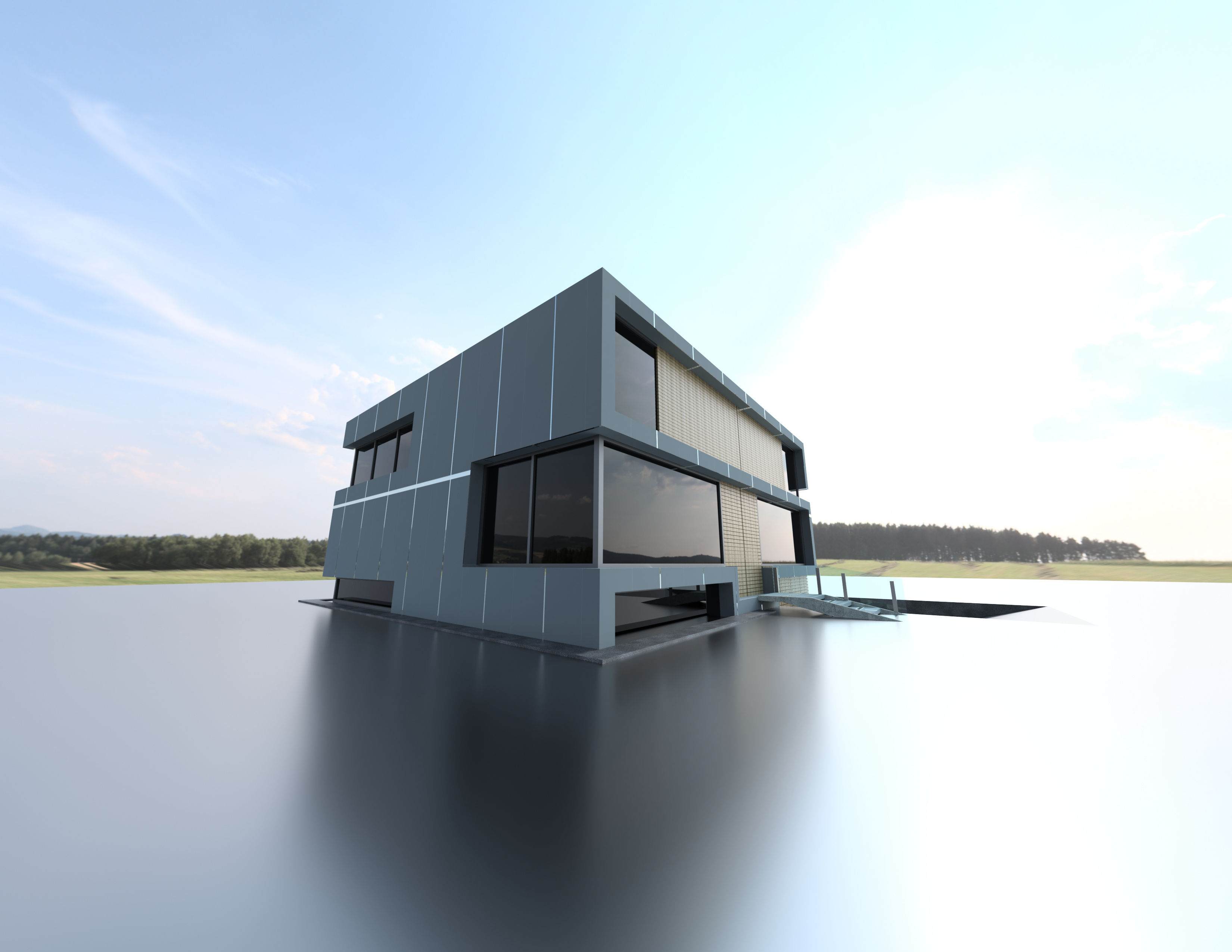 Fusion in architecture|Autodesk Online Gallery