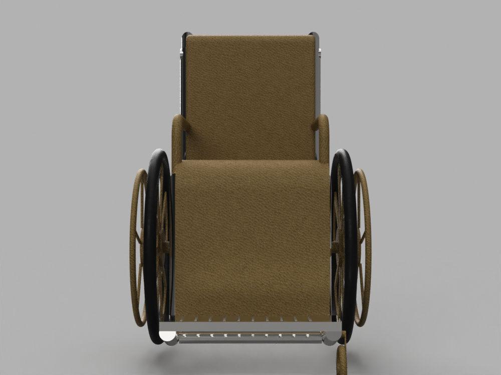 HANDICAP CHAIR|Autodesk Online Gallery