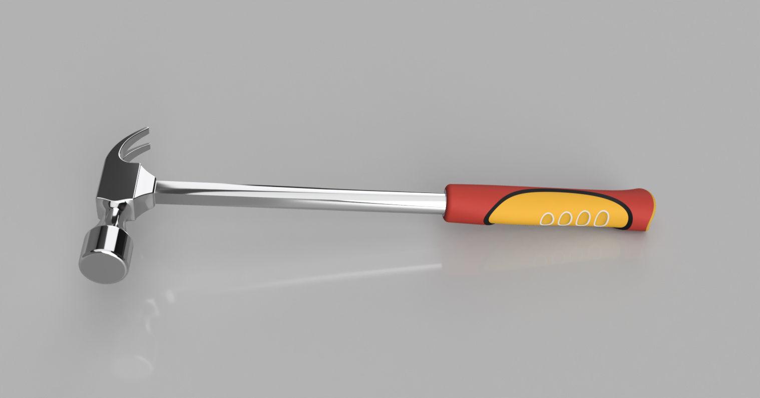 Hammer hand tool autodesk online gallery for Online rendering tool
