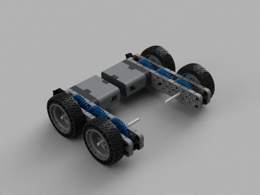Vex Iq Crossover Challenge Robots Autodesk Online Gallery