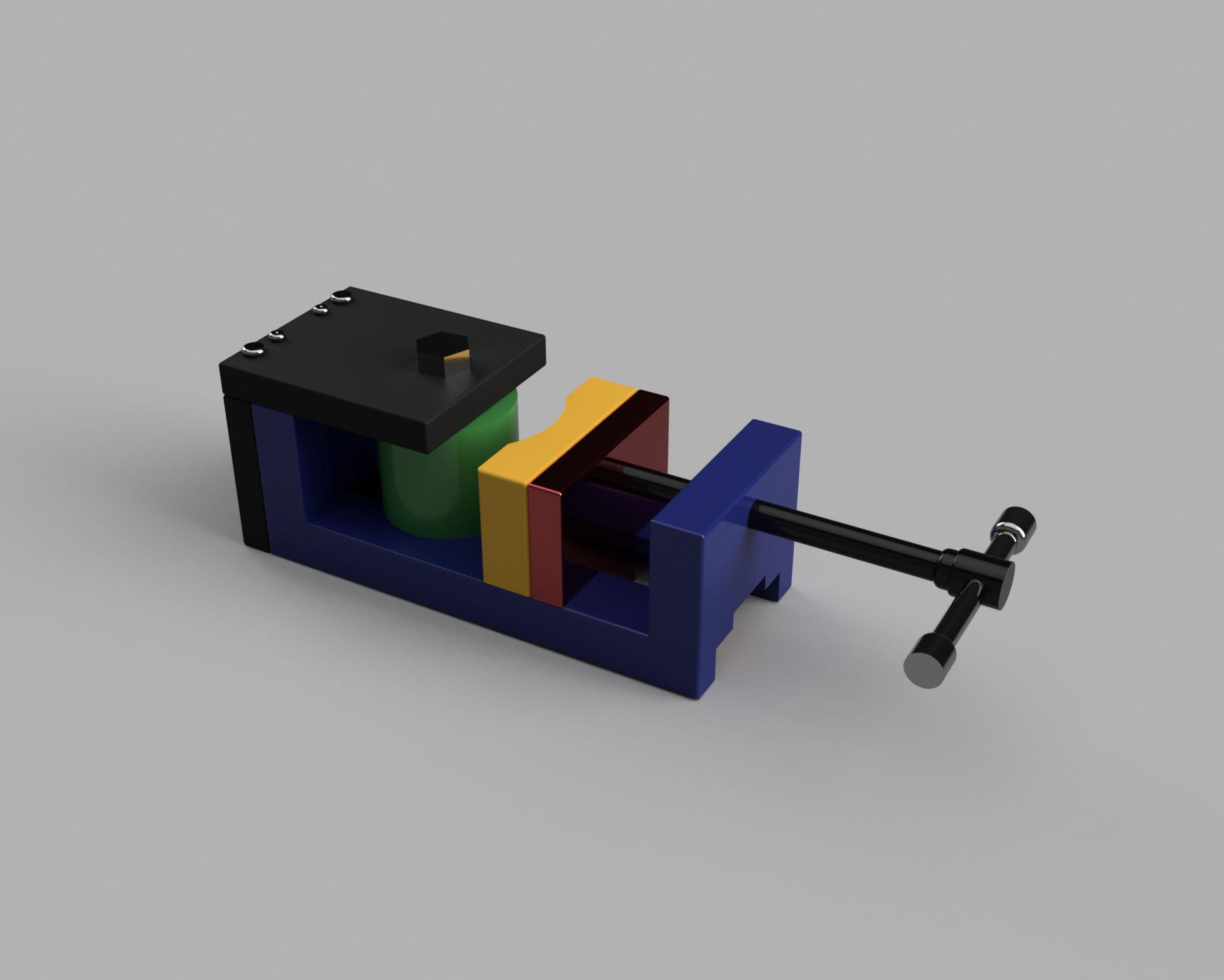 Manual jigs and fixtures
