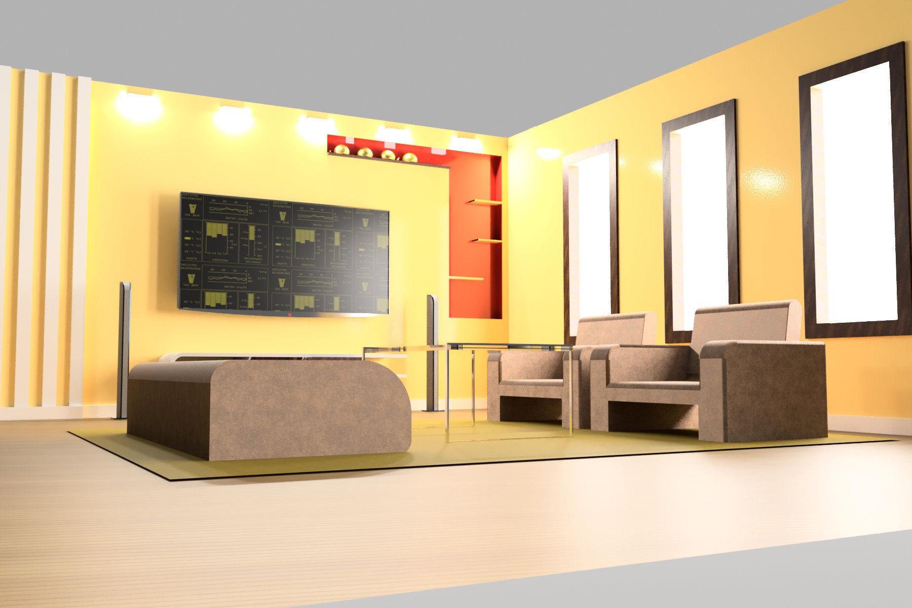 Interior Design Autodesk Online Gallery