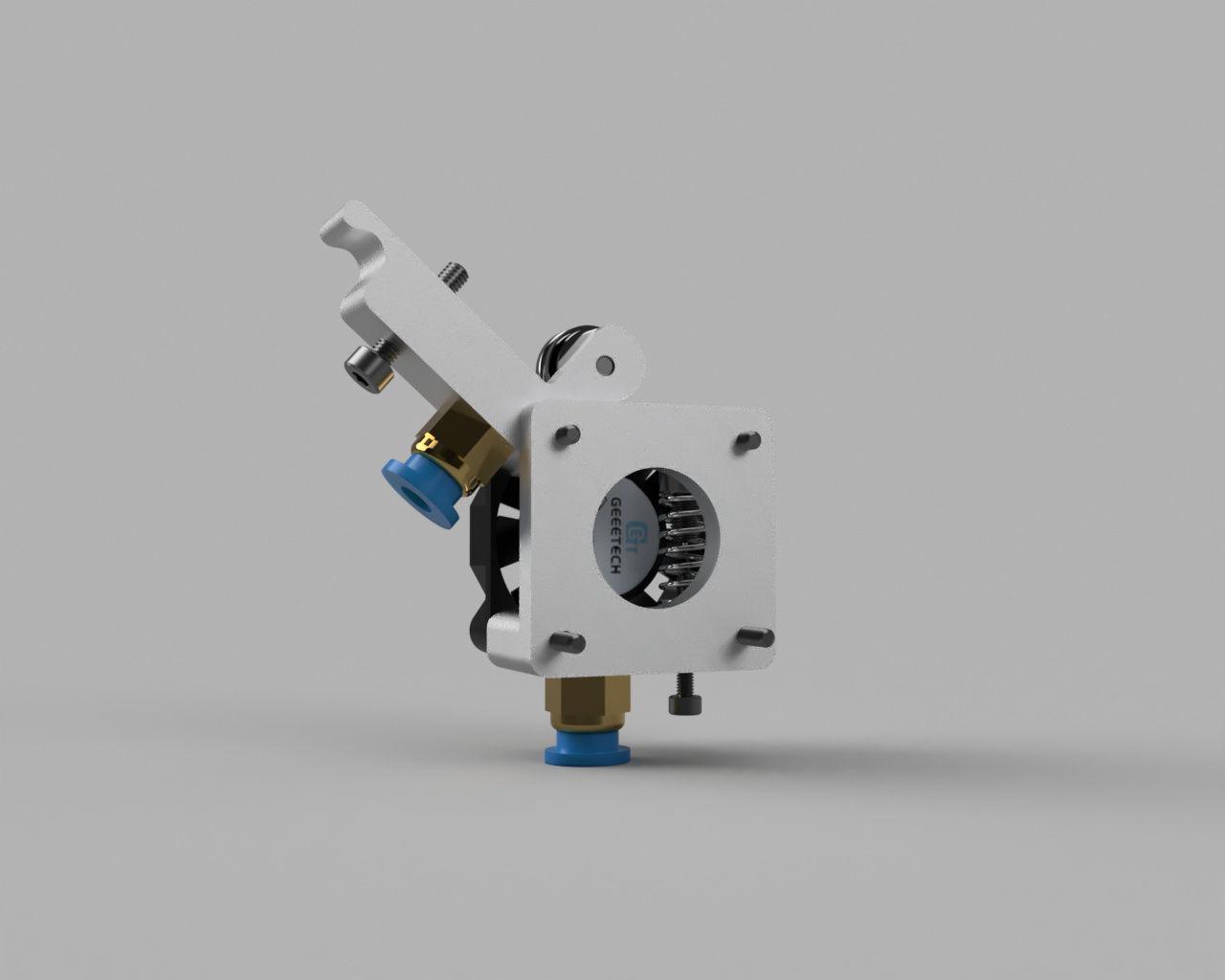 GEEETECH Bowden Extruder|Autodesk Online Gallery