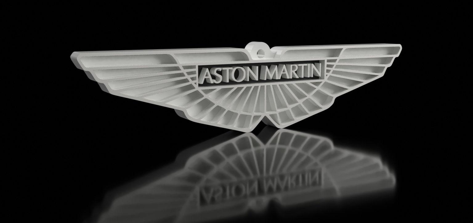 Aston Martin Keychain Autodesk Online Gallery