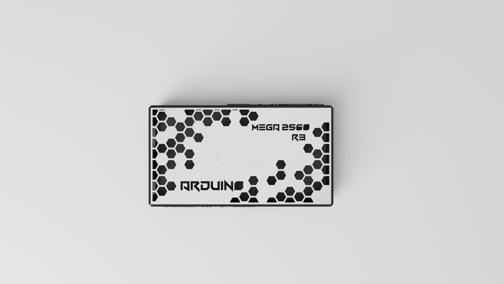 Arduino Mega 2560 R3 Case|Autodesk Online Gallery