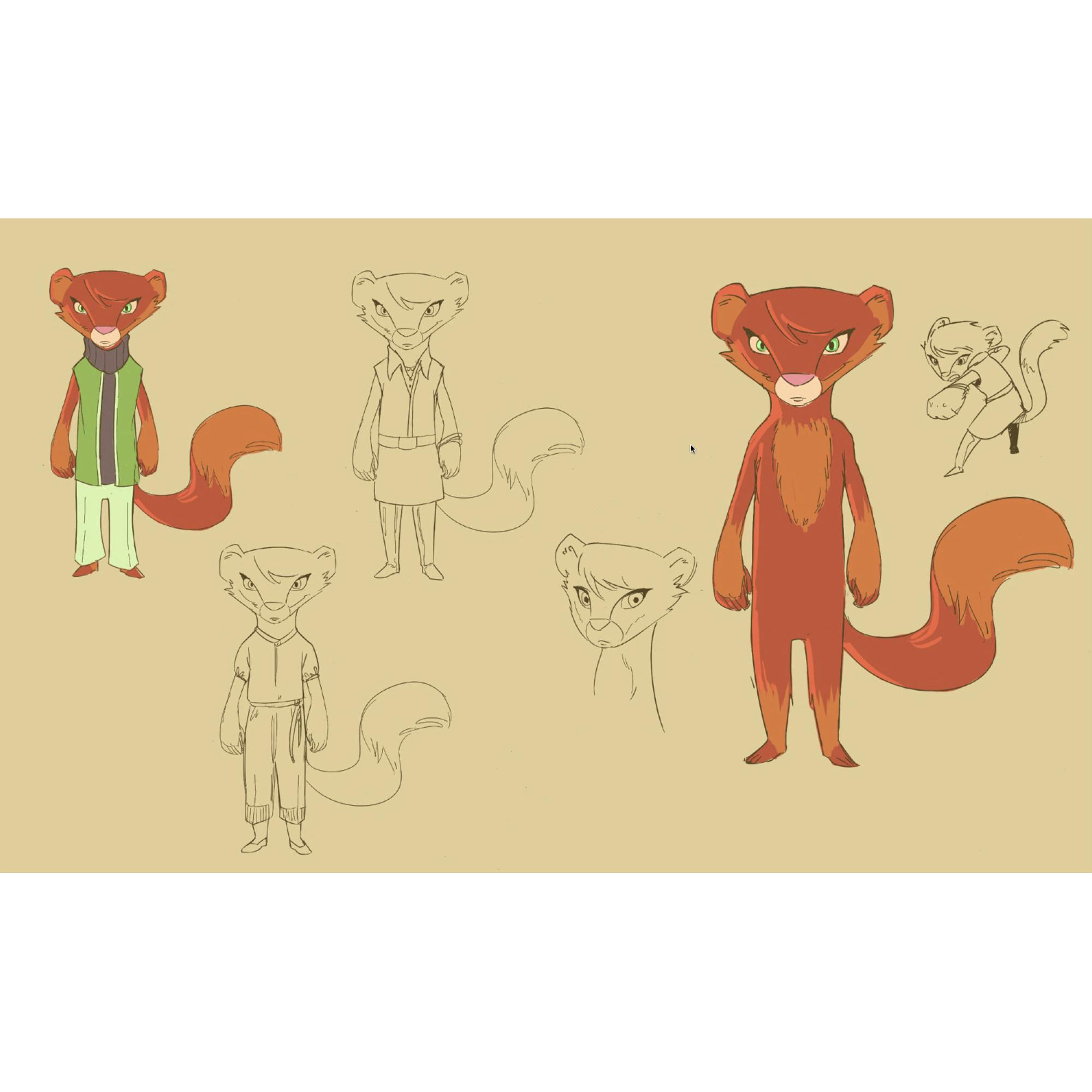 Weasel-lady-2000-2000