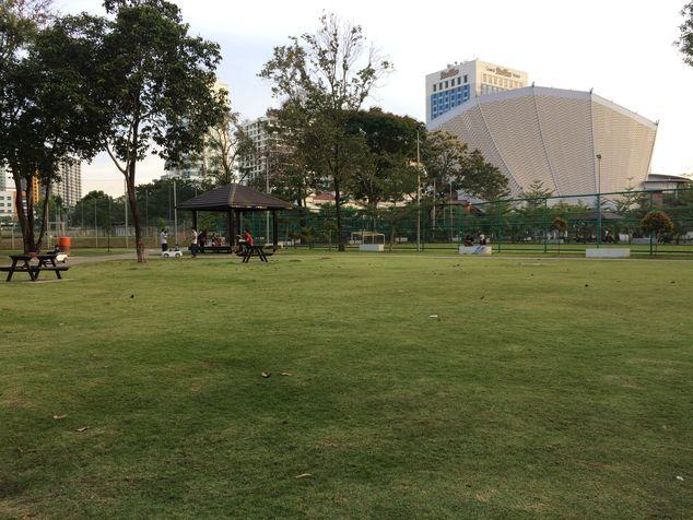 Shah Alam field