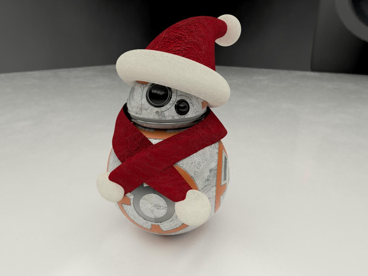 Punchy image with bb 8 printable