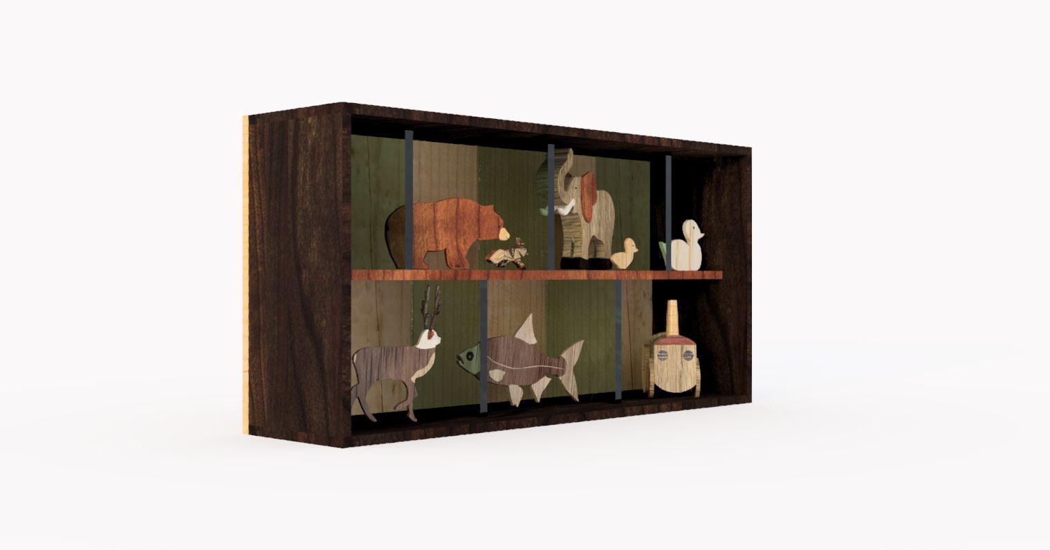 Hout Compilatie   Wood Compilation Autodesk Online Gallery