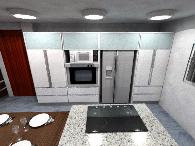 Kitchen cocina 3d autodesk online gallery for Simulador cocinas 3d online