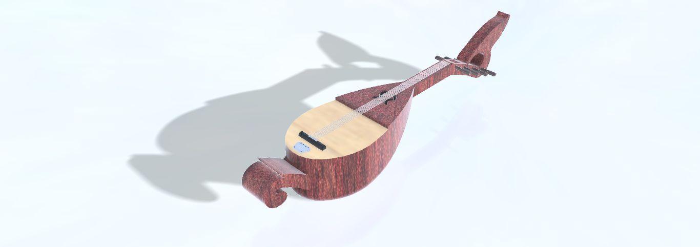 Alat-musik-traditional-gambus-tampak-isometric-3500-3500