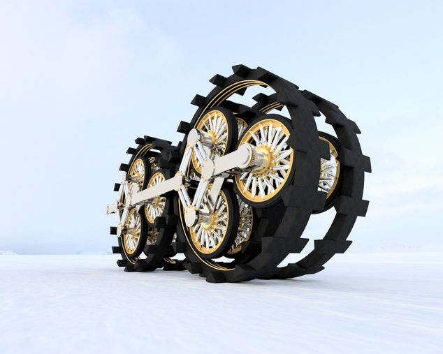 Design-expo---traction-assembly-1a-634-0