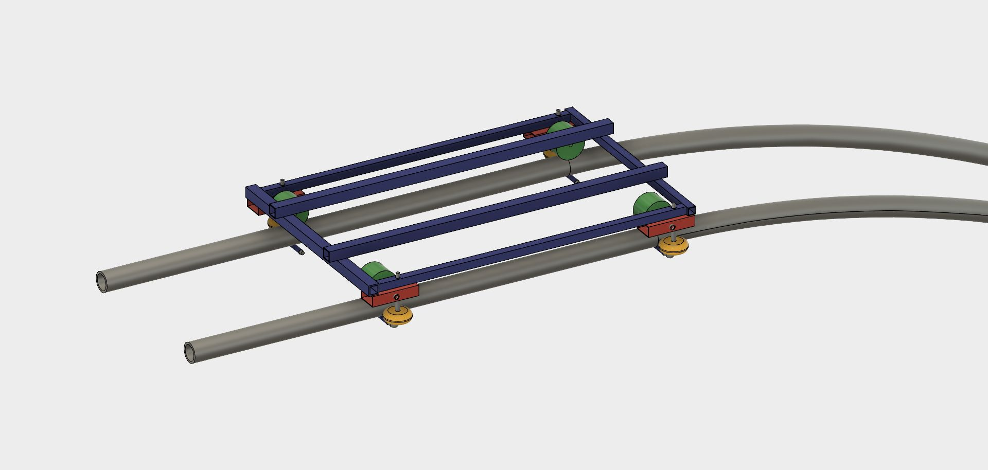 """2D Out-and-Back """"Negative G"""" Backyard Roller Coaster ..."""