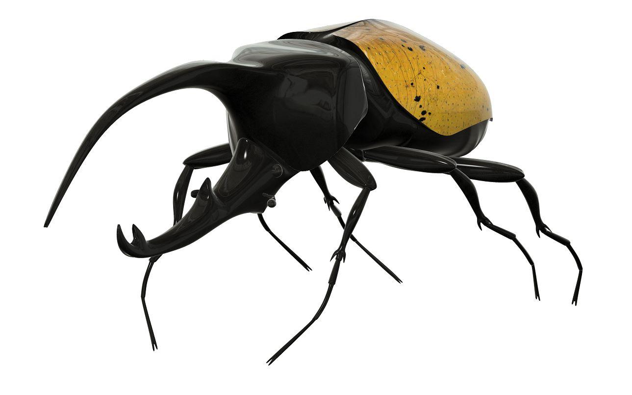 Hercules beetle|Autodesk Online Gallery