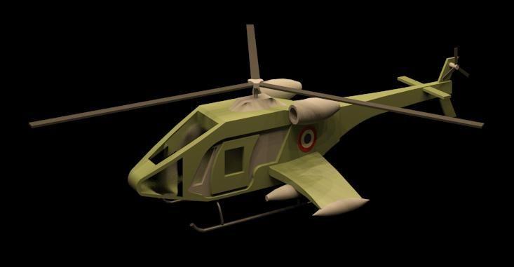 REVIT MODEL HELICOPTER|Autodesk Online Gallery