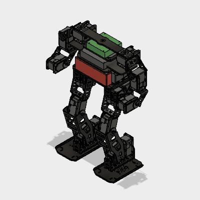 Megabot Design Challenge Starter Dataset|Autodesk Online Gallery