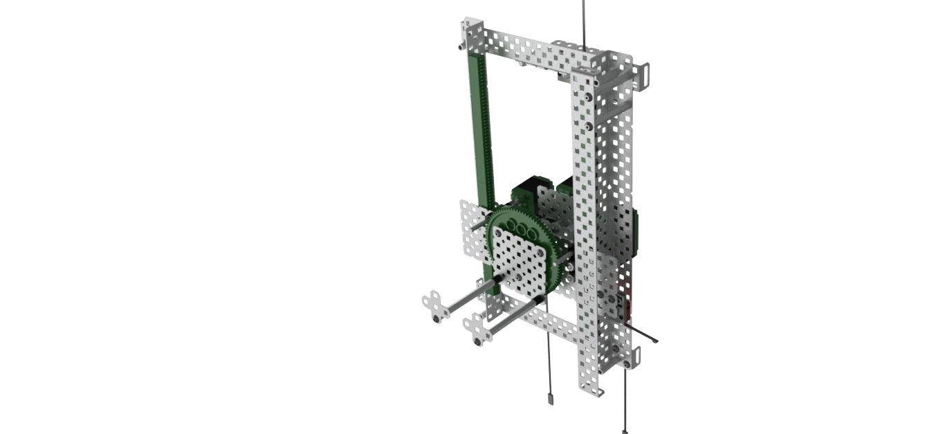 PROJECT Elevator Vex Robotics / Elevador Mecânico - New
