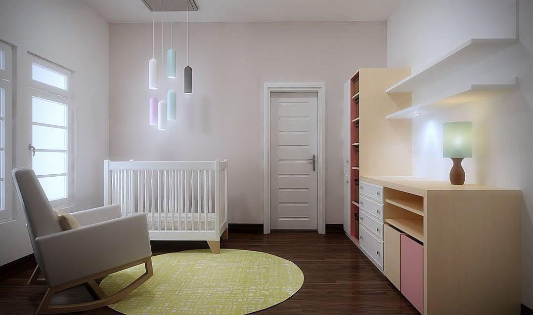 interior cuarto de bebe (infantes) Autodesk Online Gallery