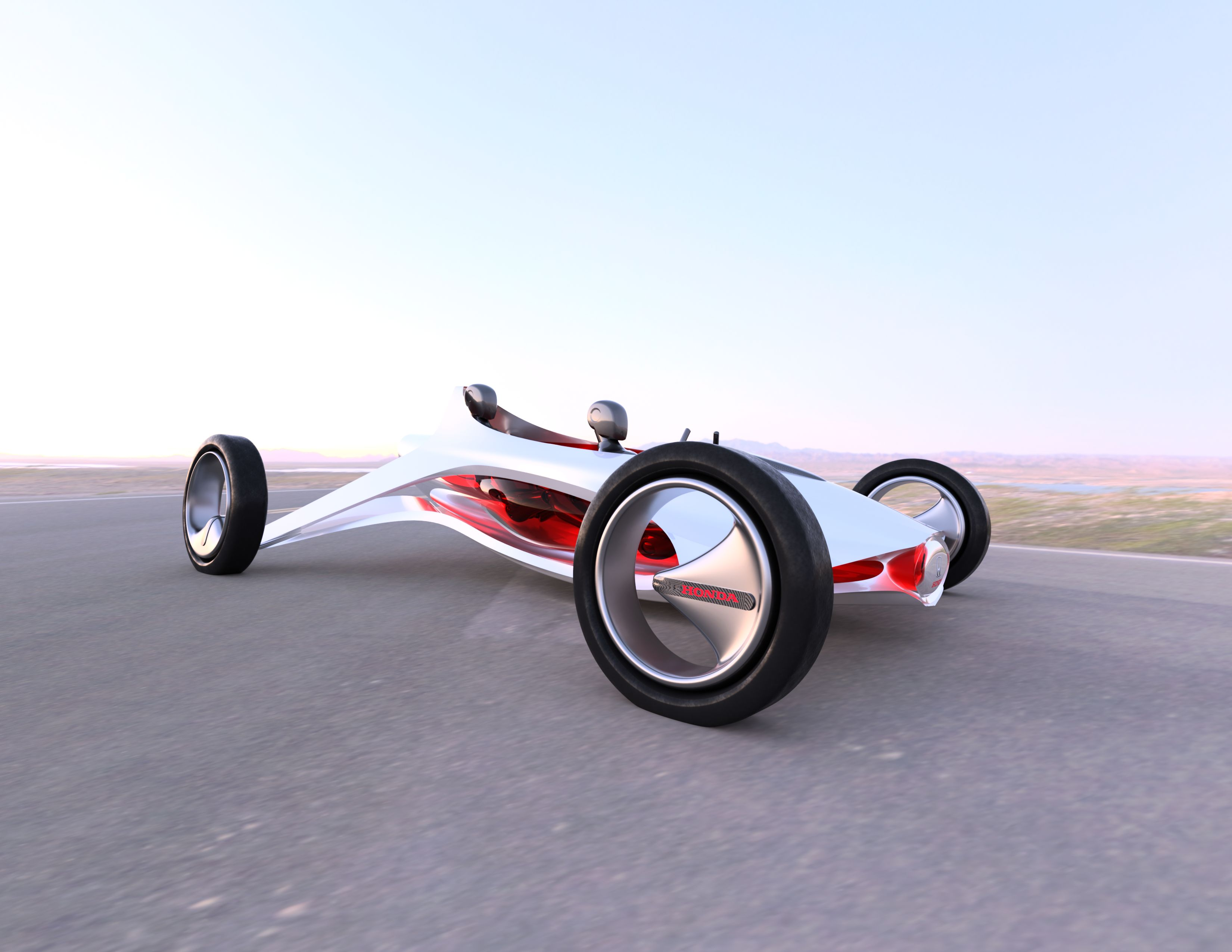 Honda Sports Car conceptAutodesk Online Gallery