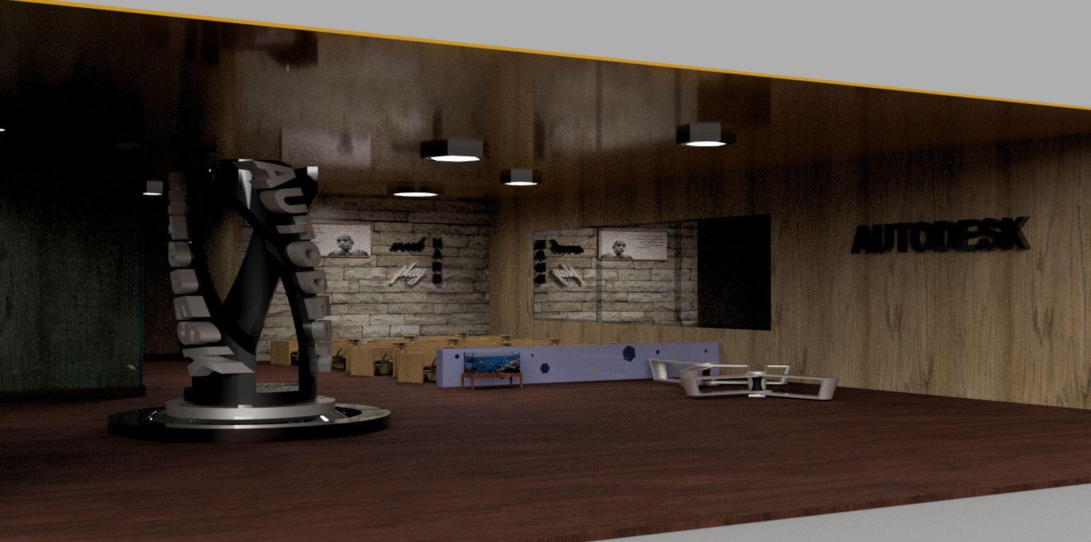 office design online. Hexagonal Office Design Online D