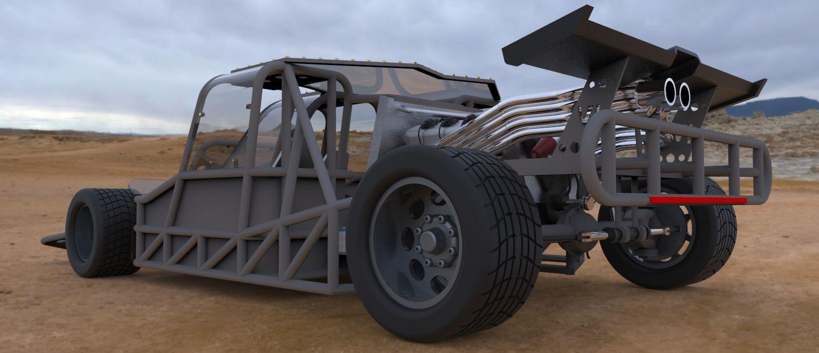 Ramp-car-vr-40-3500-3500
