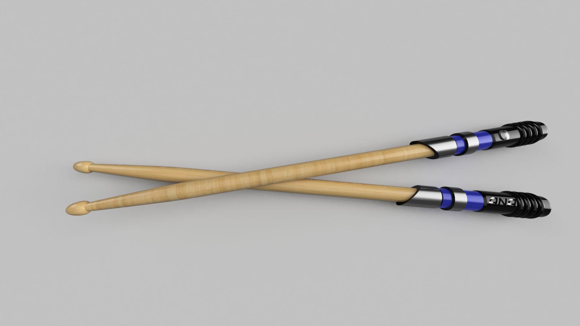 Lightsaber Drumsticksautodesk Online Gallery