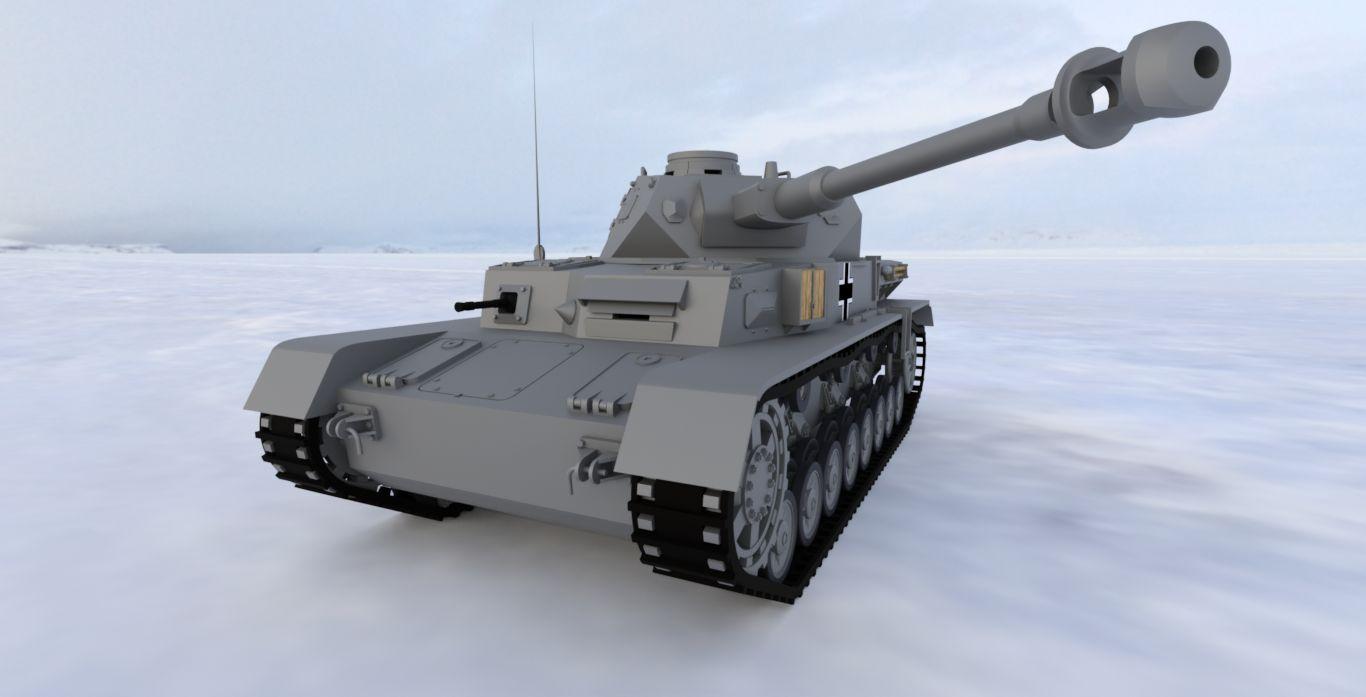 Pz-kpfw-4-ausf-d-syoumen-3500-3500