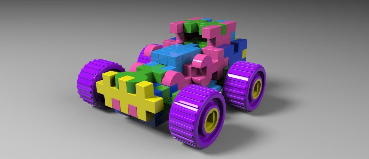Block-car-3500-3500
