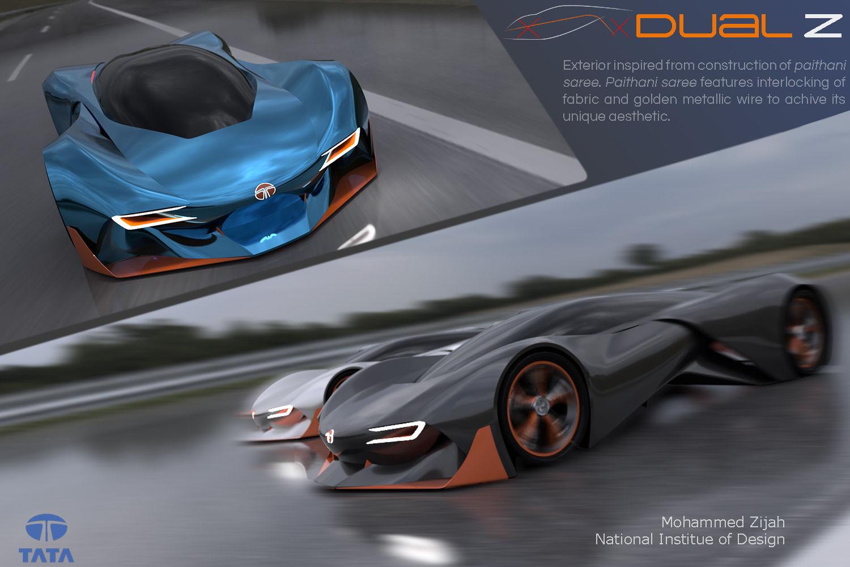 Tata motors sports car concept autodesk online gallery for Tata motors future cars