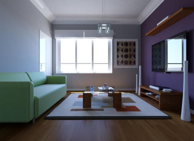 Test de render interior usando art render de 3ds max for Rendering online free
