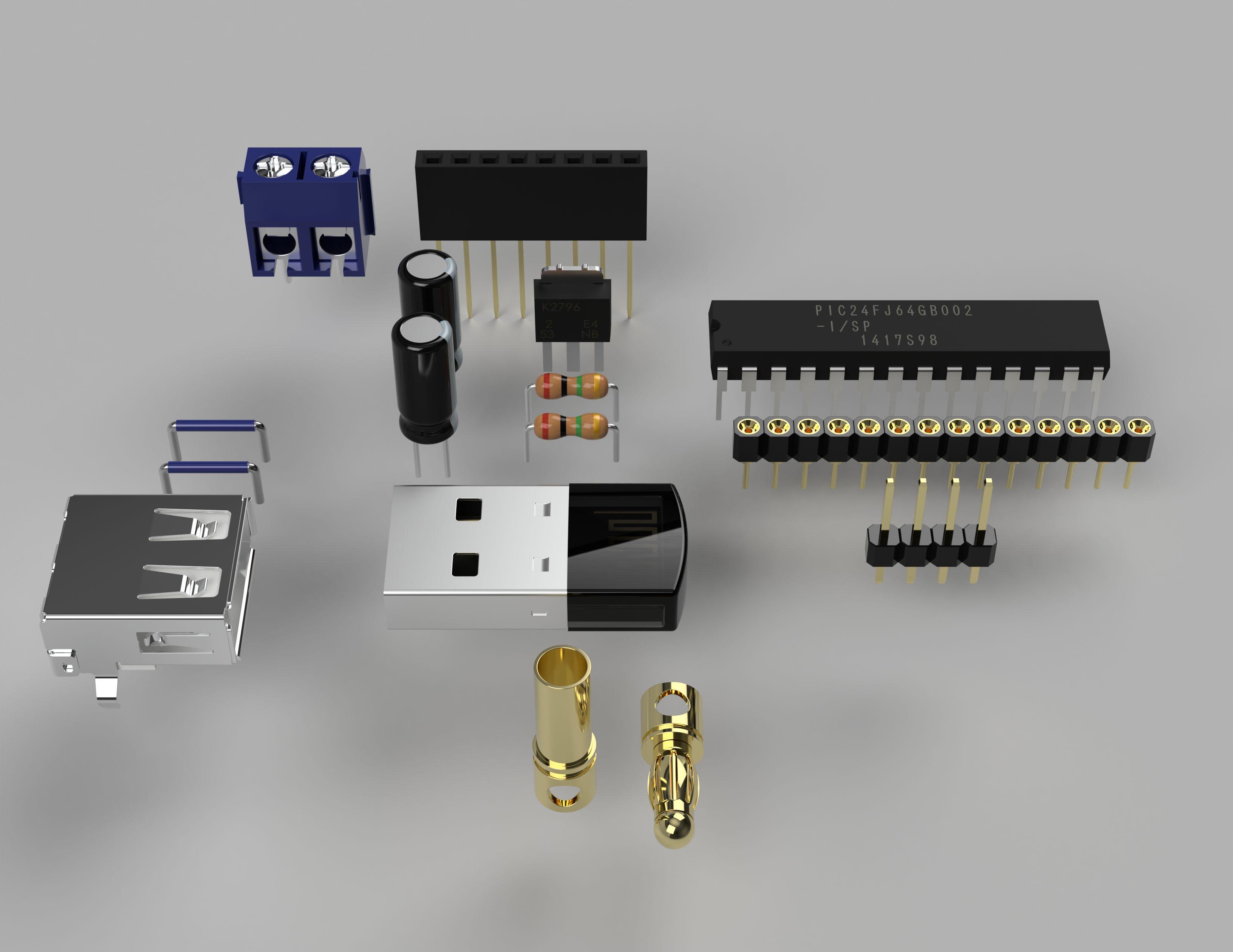 Electroniccomponentparts-3-3500-3500