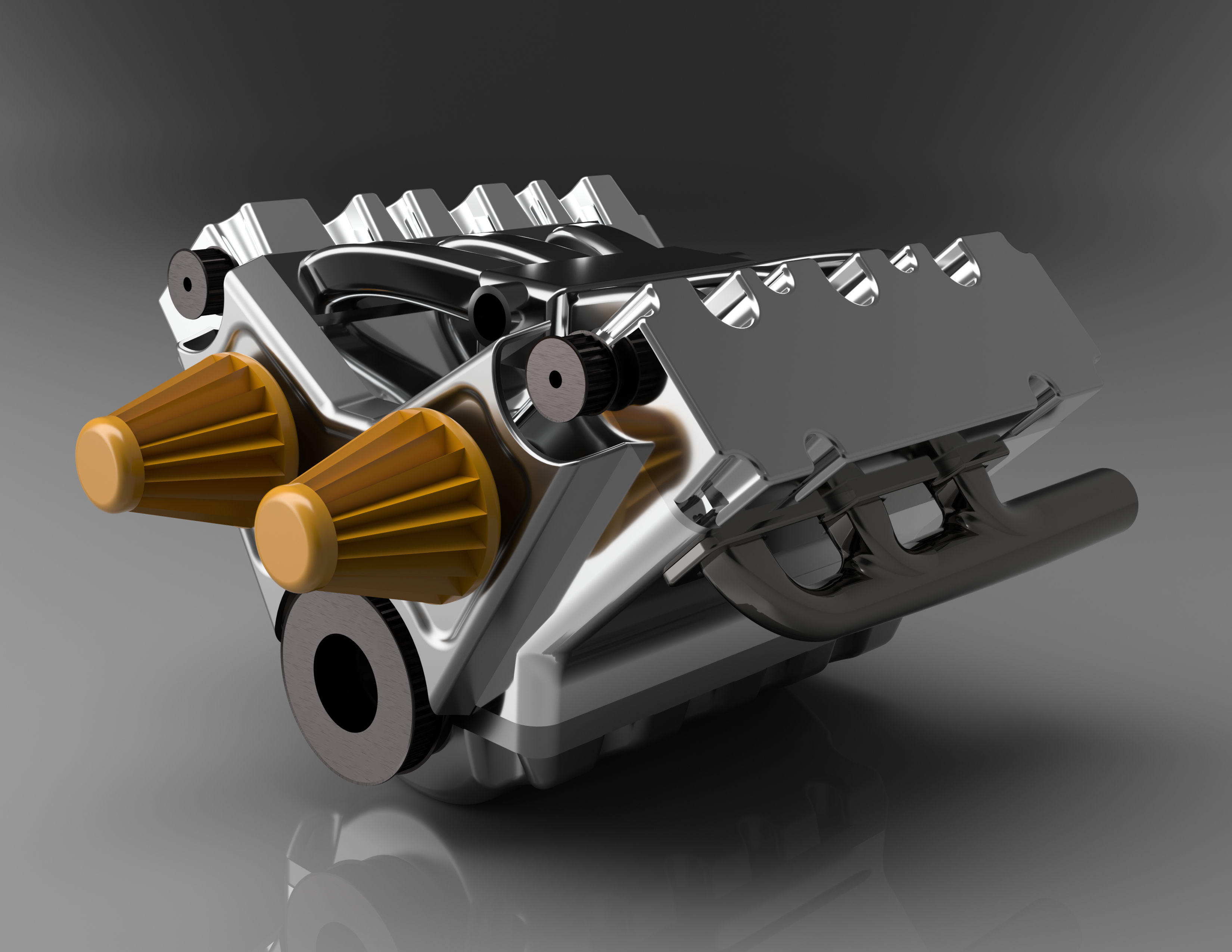 v6 engine autodesk online gallery