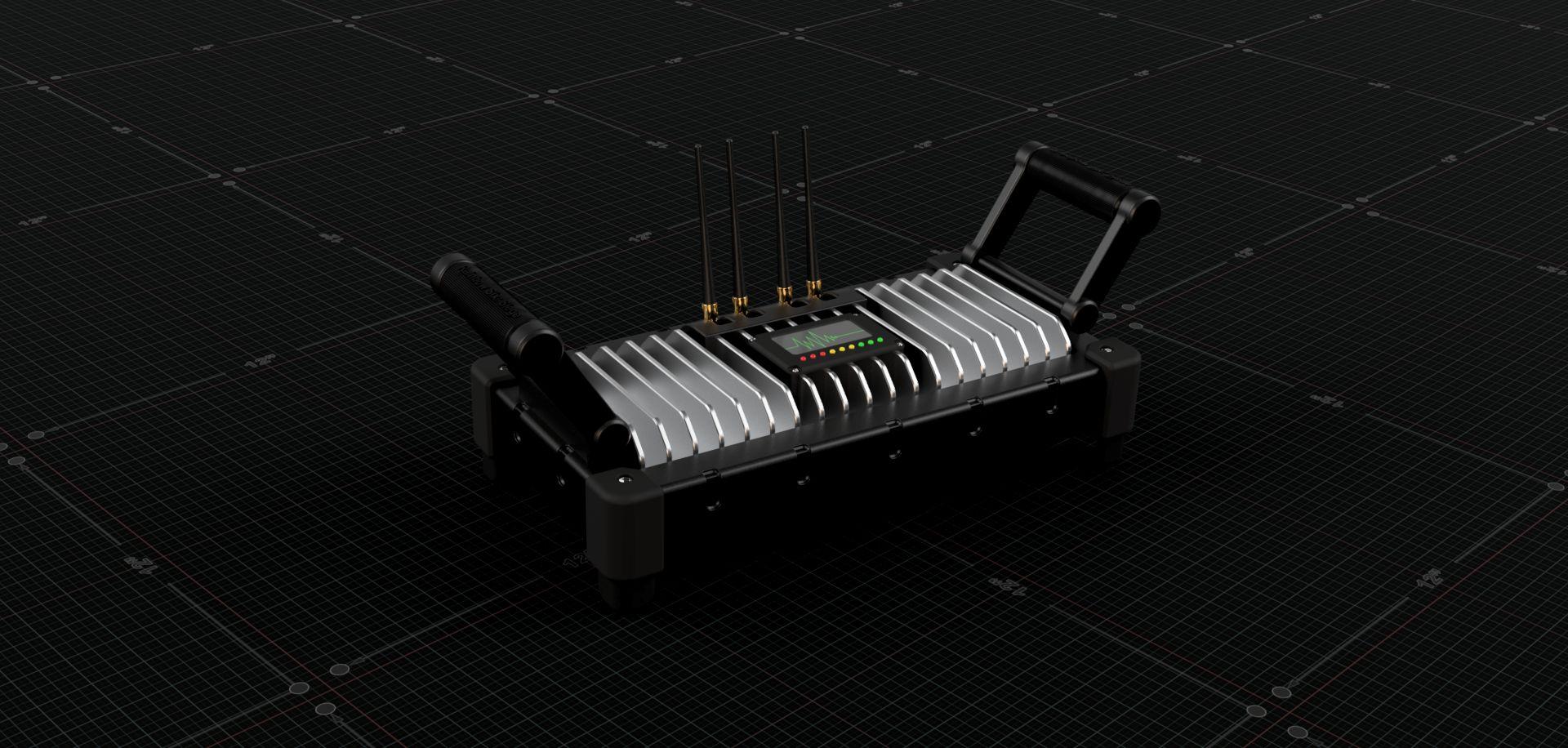 Rainbow Six Siege Mute S Jammer Autodesk Online Gallery