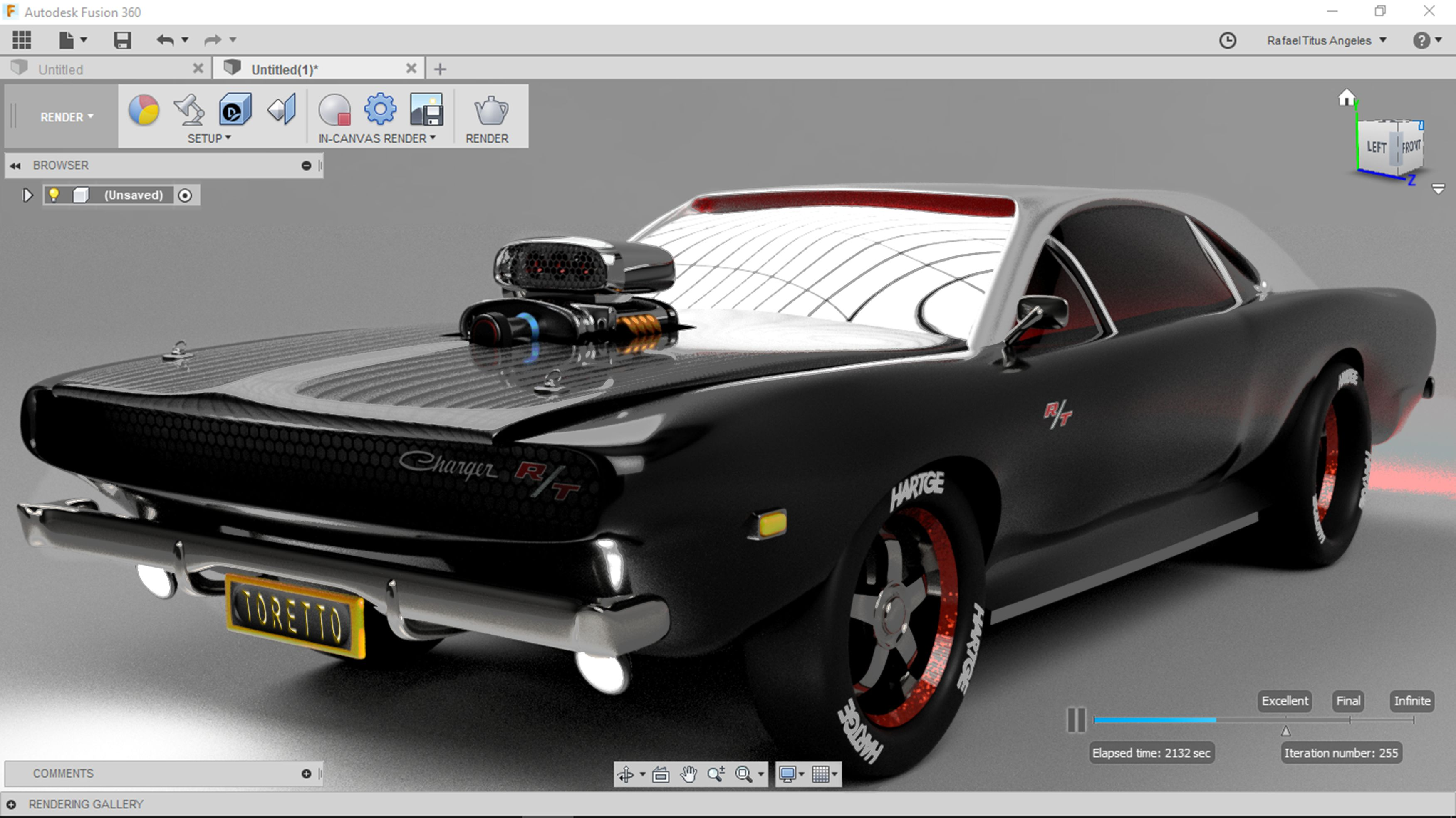 1970 dodge charger r t autodesk online gallery. Black Bedroom Furniture Sets. Home Design Ideas