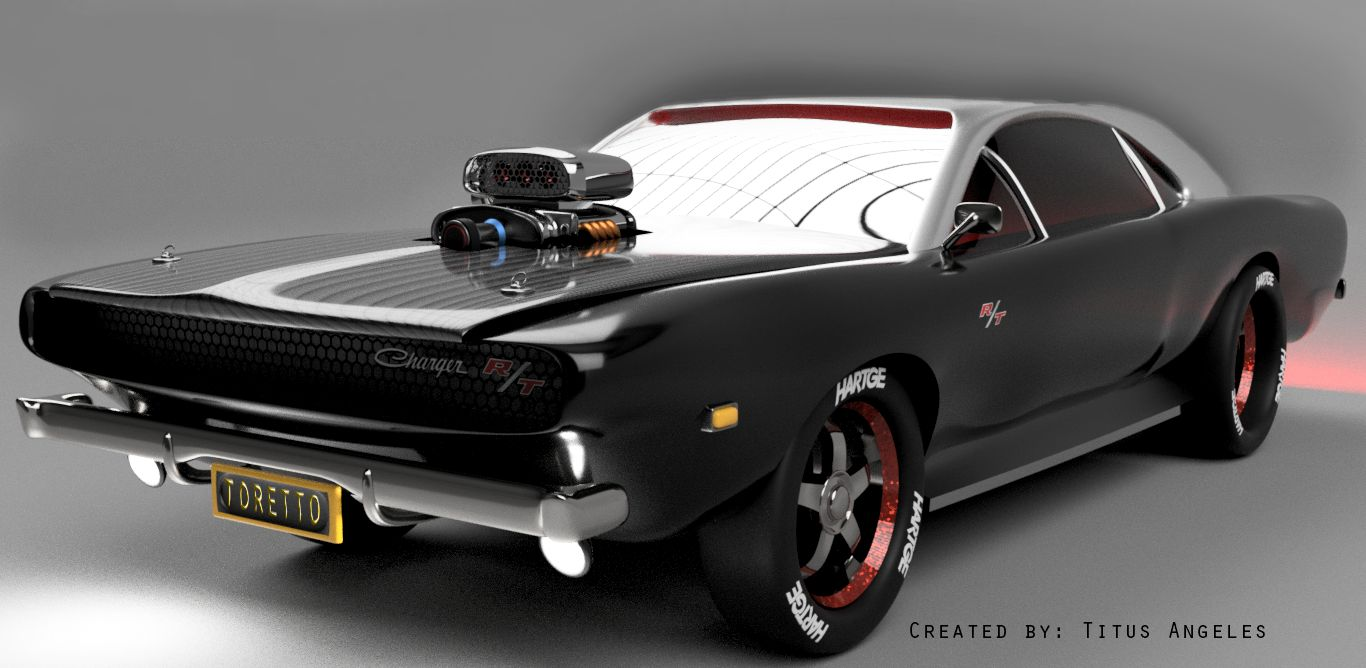 Dominic Torettos 1970 Dodge Charger R T Hdwallpapers